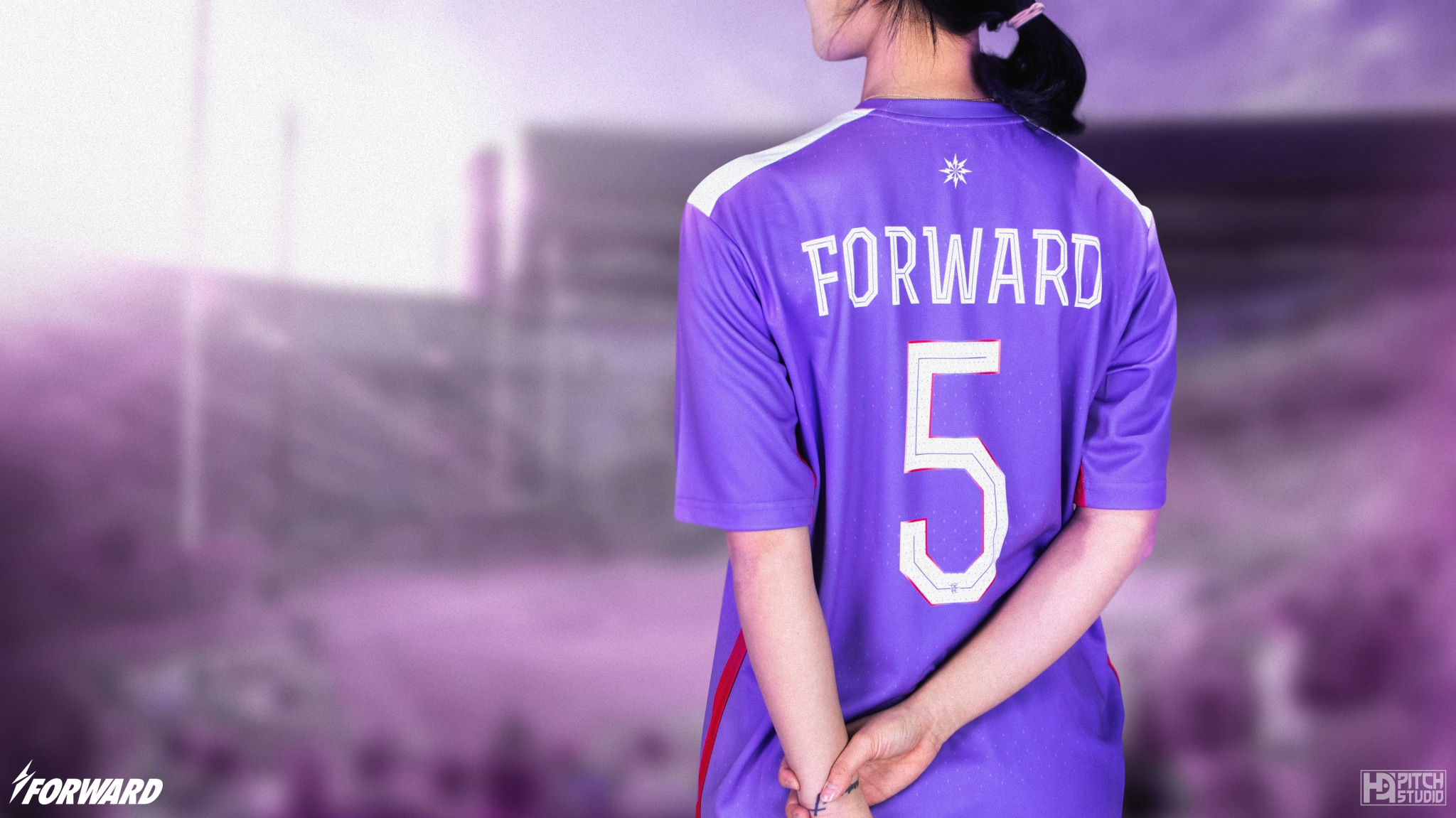 FORWARD FOOTBALL EVERYWEAR 19SS - CHANGER