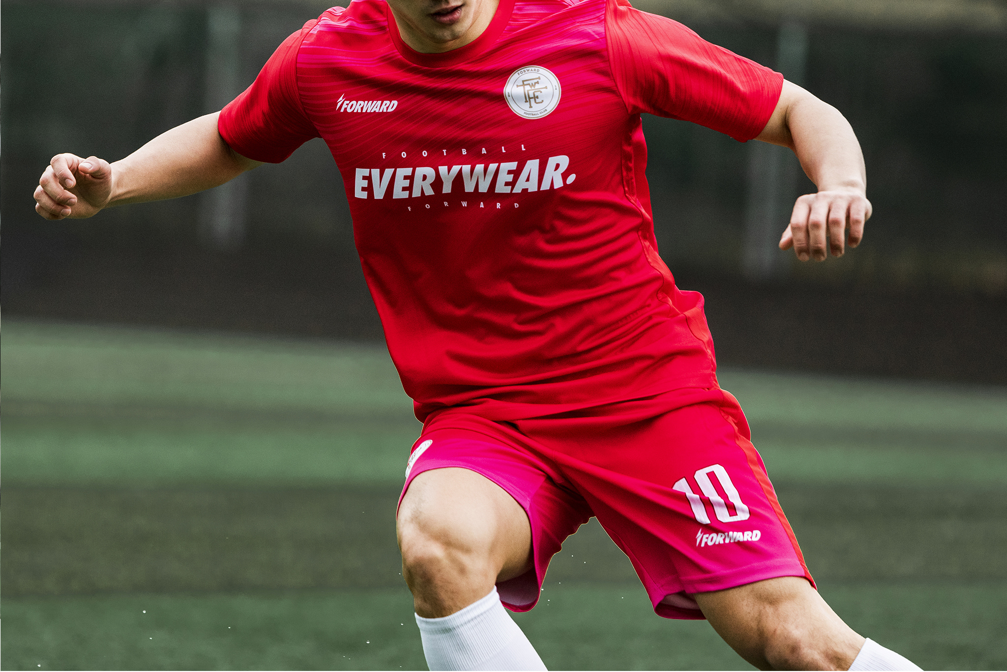 FORWARD FOOTBALL EVERYWEAR 19SS - CLIMAX
