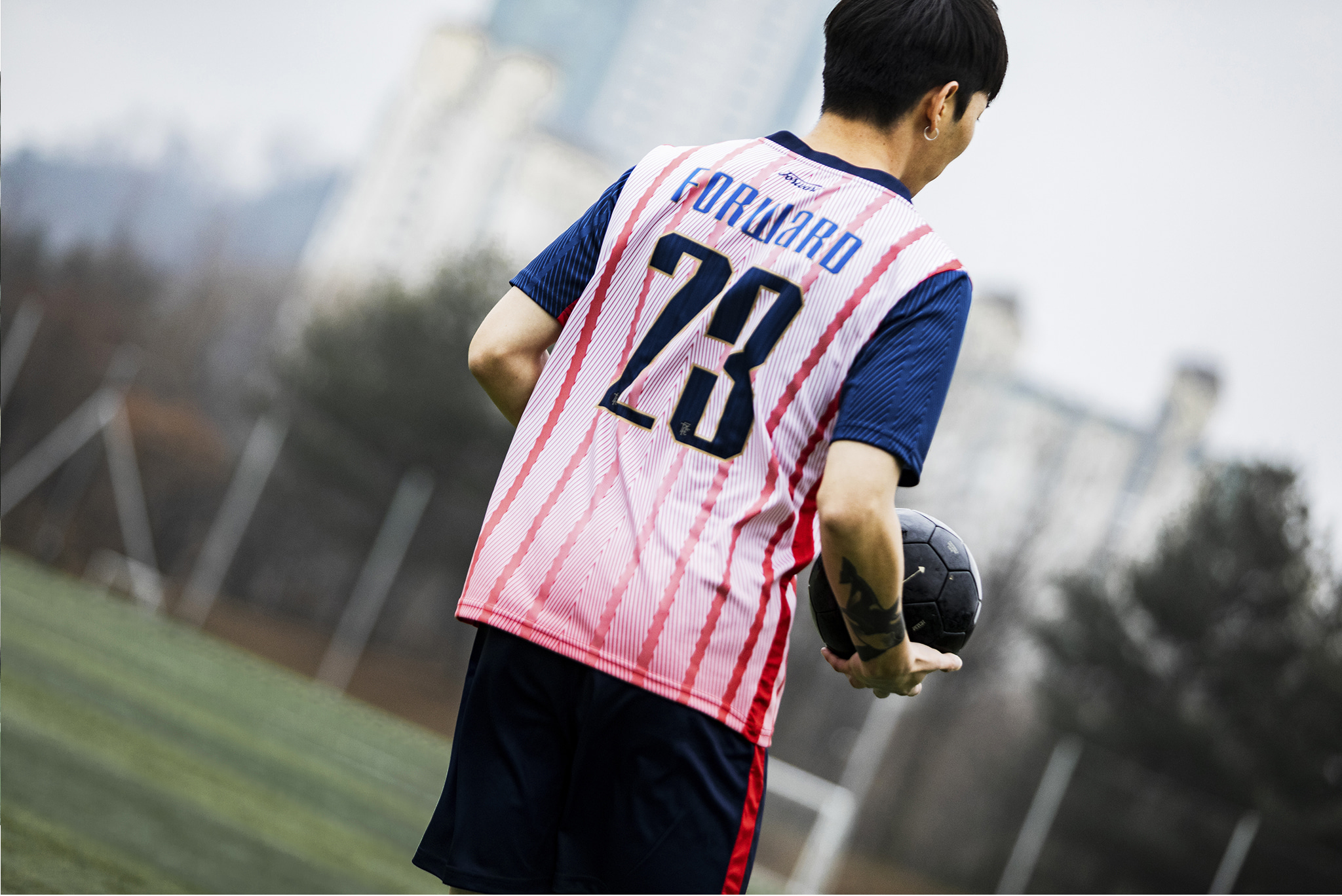 FORWARD FOOTBALL EVERYWEAR 19SS - CHALLENGER
