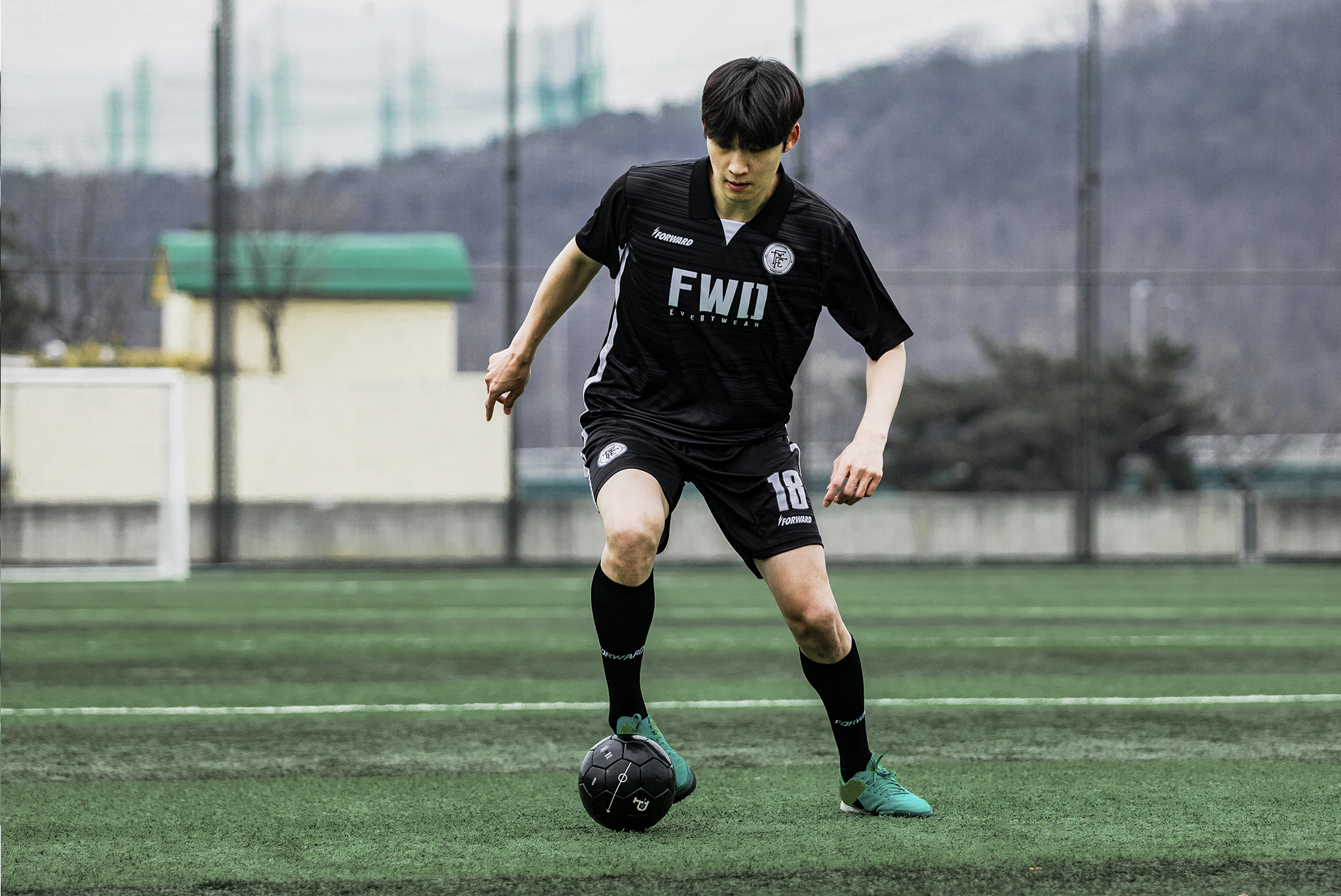 FORWARD FOOTBALL EVERYWEAR 19SS - CLASSIC