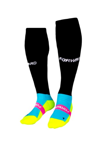 FORWARD BASIC SOCKS (BLACK)