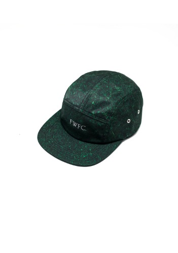 'GRASS' CAMP CAP (GREEN)