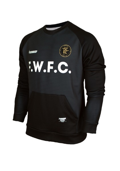 WARM-UP TOP (BLACK)