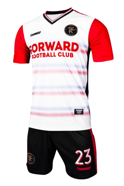 NEW STEPOVER (WHITE/RED)