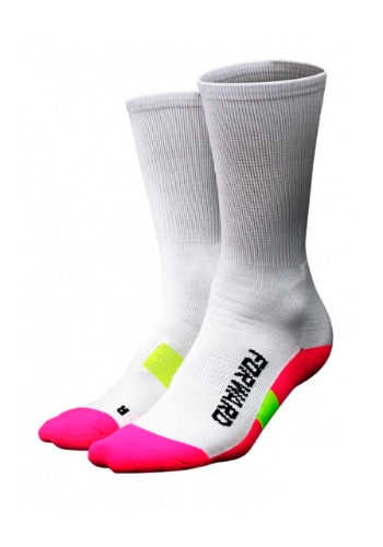 VOLT HALF SOCKS (WHITE)