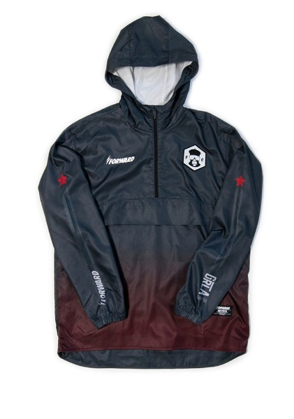 FORWARD X GUERRILLA FC ANORAK