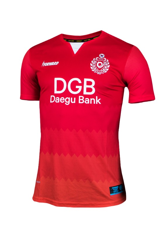 DAEGU FC GK HOME KIT FOR ACL 'FORCOOL' (AUTHENTIC)
