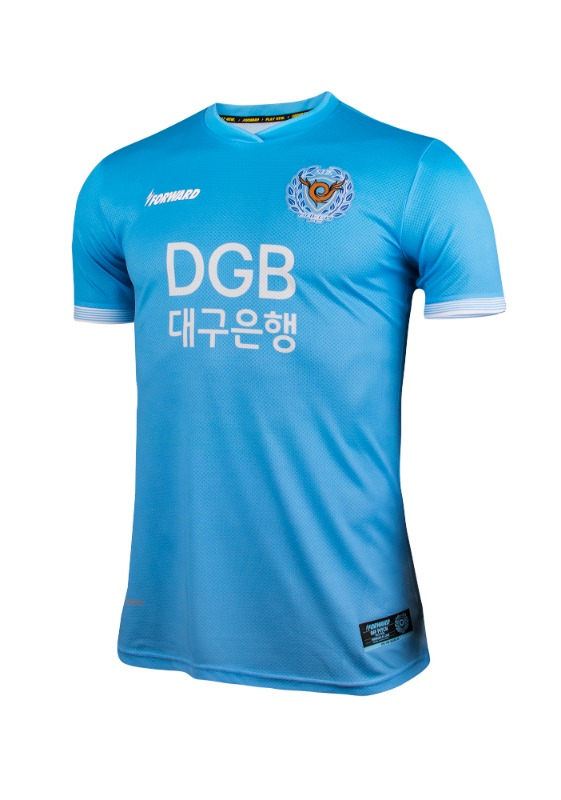 DAEGU FC HOME KIT FOR K-LEAGUE 'FORCOOL' (AUTHENTIC)