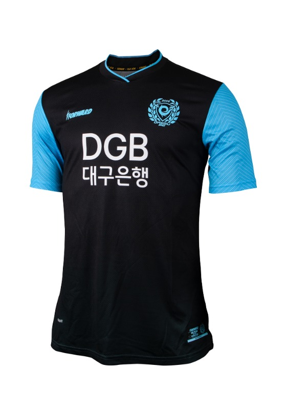 DAEGU FC GK AWAY KIT FOR K-LEAGUE 'FORCOOL' (AUTHENTIC)