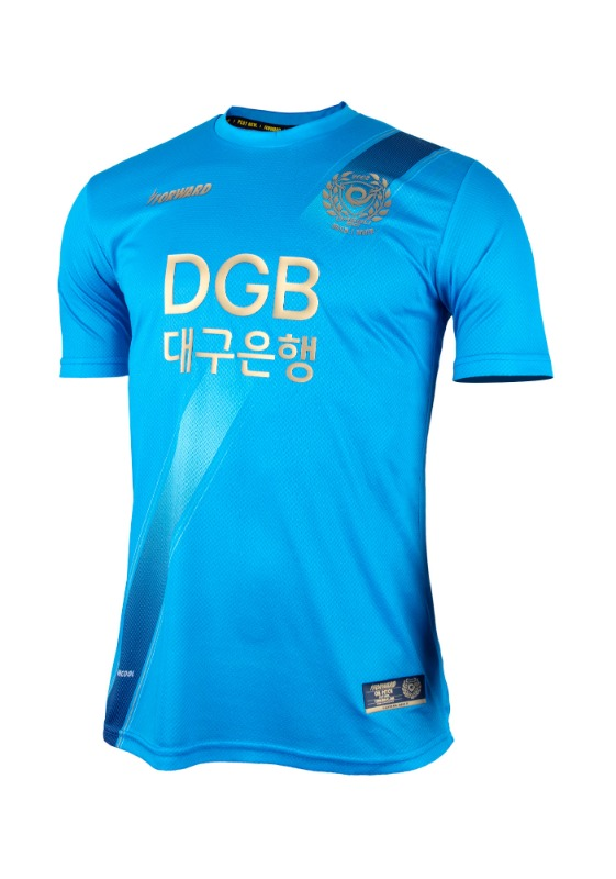DAEGU FC SPECIAL 3RD GK KIT 'FORCOOL' (GOLDEN NIGHT PACK / AUTHENTIC)
