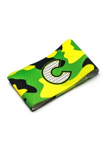 CAMO CAPTAIN ARMBAND (GREEN)
