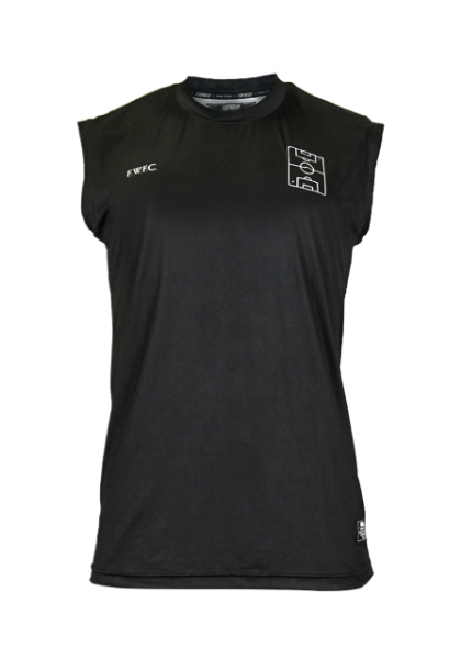 'PITCH RUNNER' SLEEVELESS
