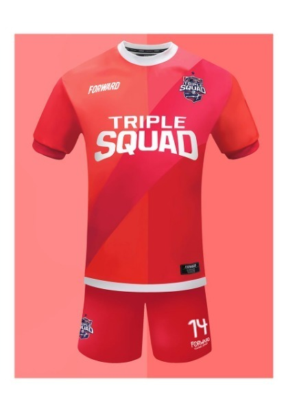 TRIPLE SQUAD 14 (RED)