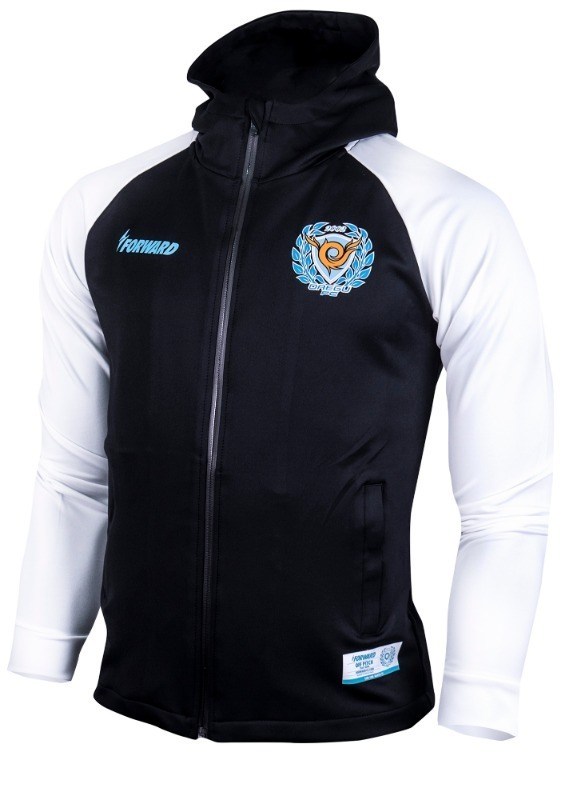 DAEGU FC HOODY ZIP-UP TRAINING TOP FOR COACH (LIGHT VER.)