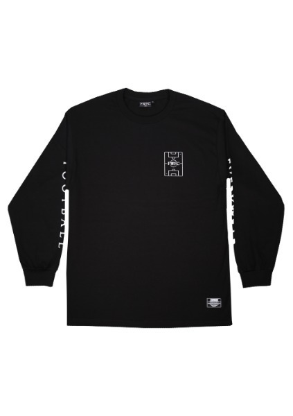 'FOOTBALL EVERYWEAR' L/S T-SHIRT