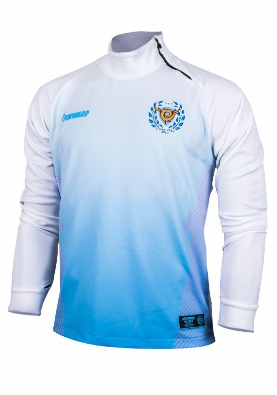DAEGU FC SIDE ZIP-UP TRAINING TOP