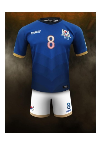 KOREA 'HOPE, KICK OFF AGAIN' – 2015 HOMELESS WC PACK(BLUE)