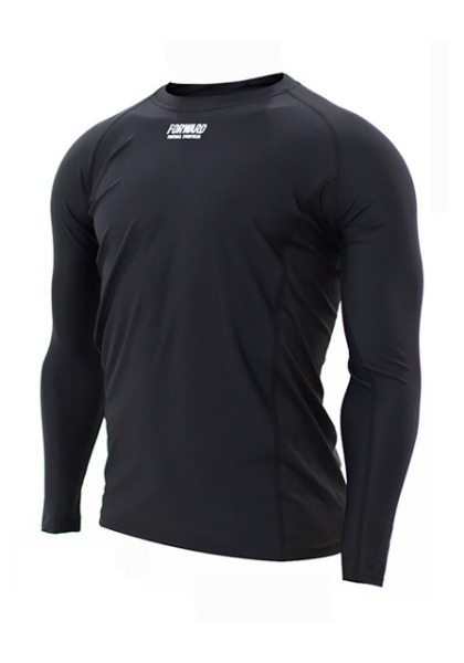 WEAPON COMPRESSION TOP L/S