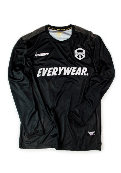 FORWARD X GUERRILLA FC TRAINING LS SHIRTS