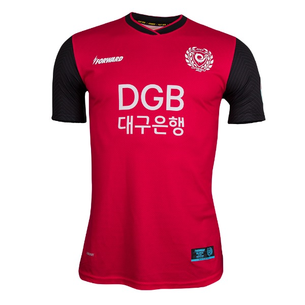 DAEGU FC GK HOME KIT FOR K-LEAGUE 'FORCOOL' (AUTHENTIC)