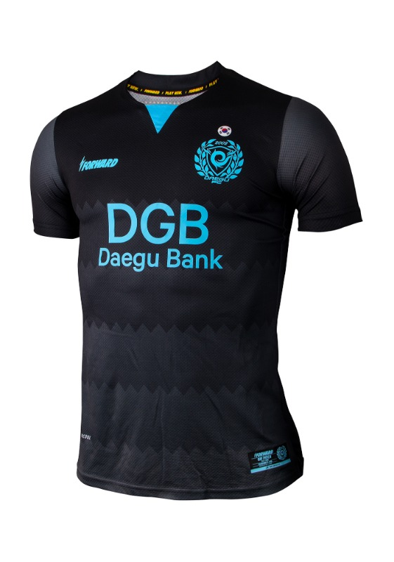 DAEGU FC GK AWAY KIT FOR ACL 'FORCOOL' (AUTHENTIC)