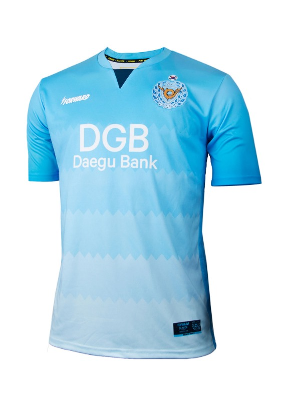 DAEGU FC HOME KIT FOR ACL (PREMIUM)