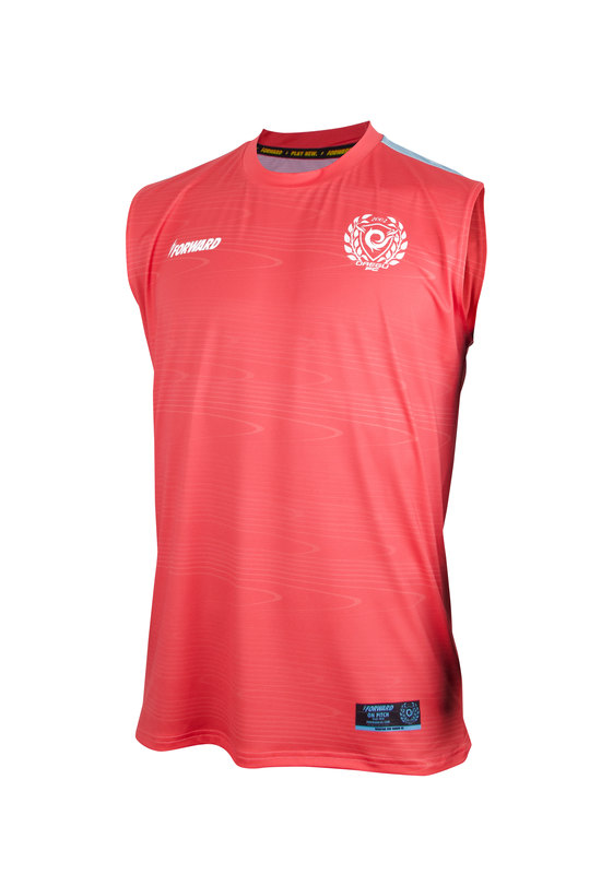 DAEGU FC PRE TRAINING STREAM SLEEVELESS TOP FOR GK