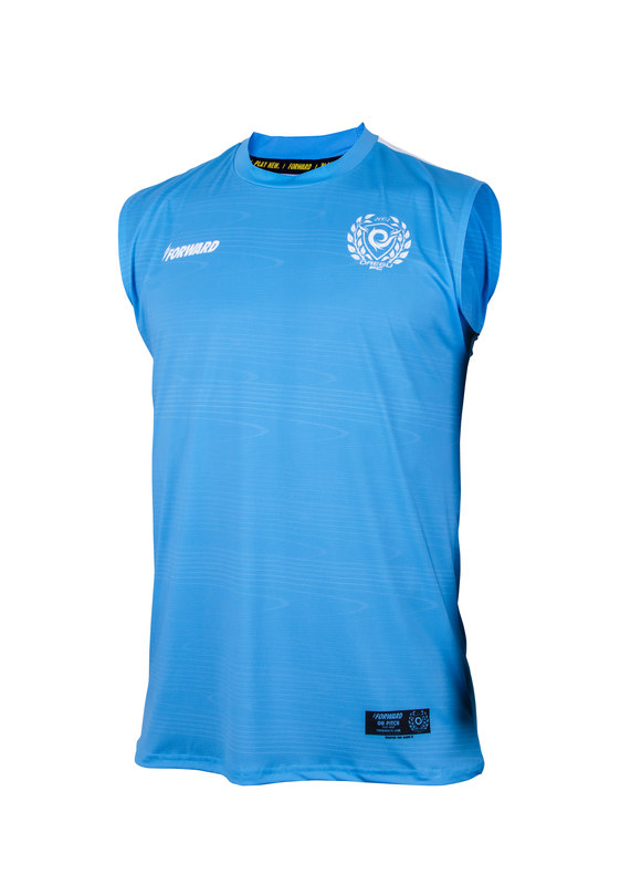 DAEGU FC PRE TRAINING STREAM SLEEVELESS TOP FOR PLAYER