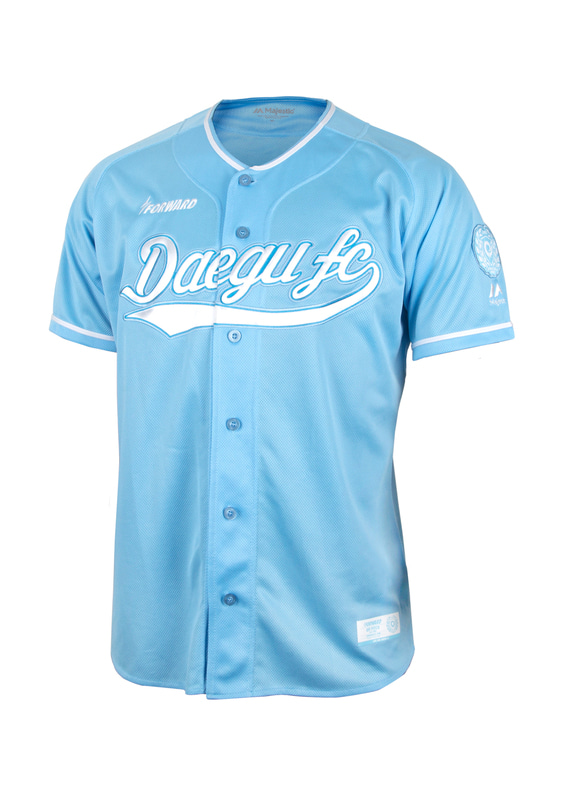 FORWARD X MAJESTIC DAEGU FC BASEBALL JERSEY