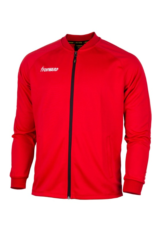 FORWARD PITCHSUIT TRAINING TOP (RED)