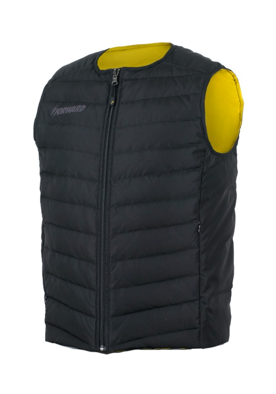 FORWARD DUCK DOWN PITCH VEST