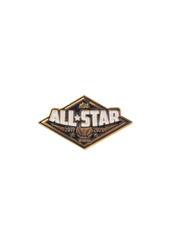 FORWARD KBL ALL-STAR BADGE