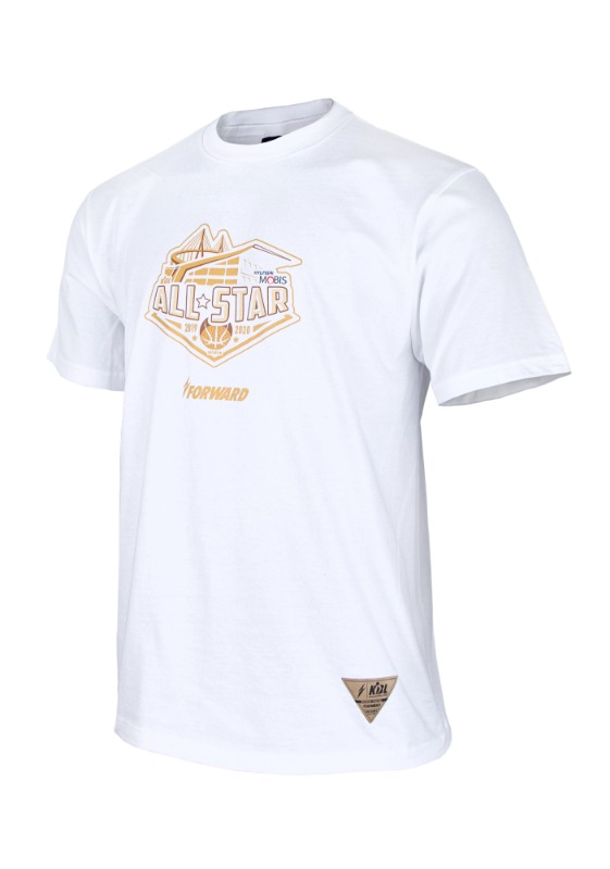 FORWARD KBL ALL-STAR T-SHIRTS (WHITE)