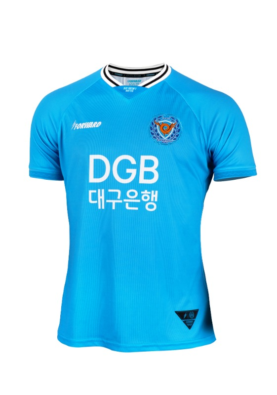 DAEGU FC 2020 HOME KIT FOR K LEAGUE (PREMIUM)