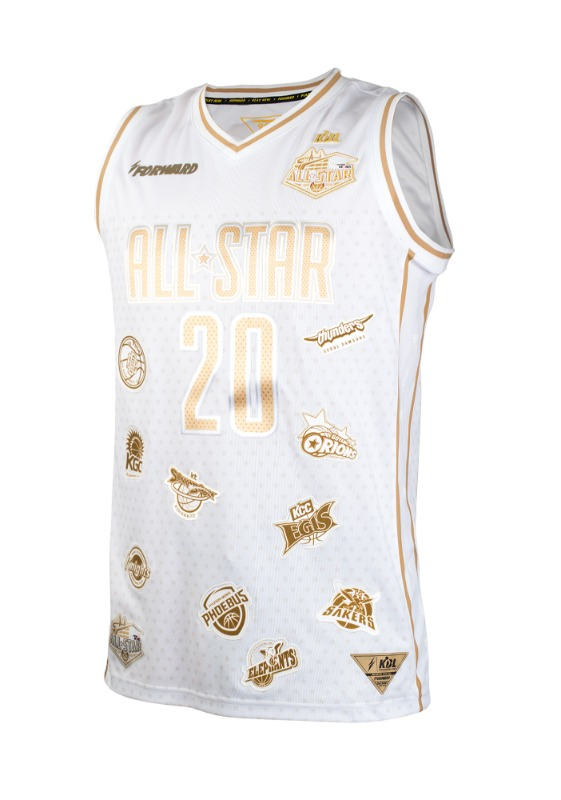 KBL ALL-STAR TRIBUTE EDITION JERSEY (AWAY) (LIMITED Ver.)
