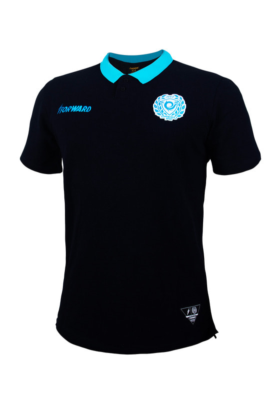 DAEGU FC 20 TRAVEL POLO T-SHIRT 2ND VER. (FOR STAFF)