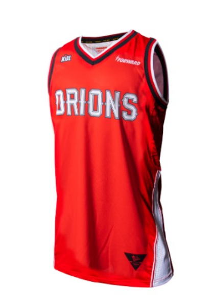 FORWARD ORION GAME JERSEY REPLICA (HOME)