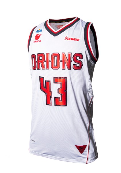 FORWARD ORION GAME JERSEY AUTHENTIC(AWAY)