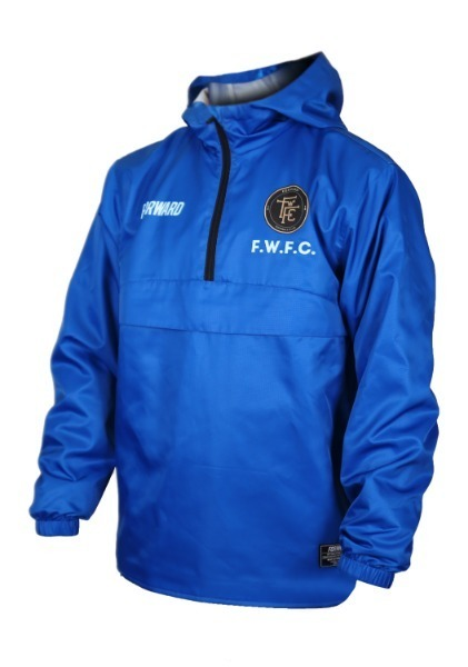SOLID ANORAK (DEEP BLUE)