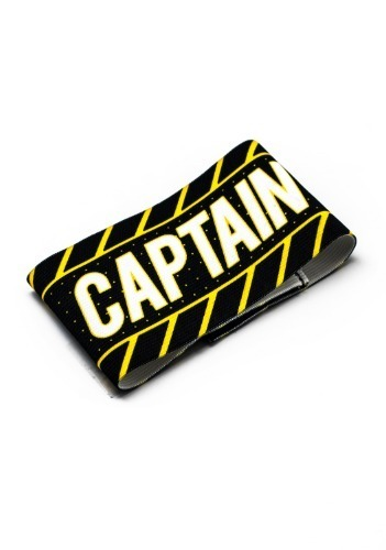 WINNERS CAPTAIN ARMBAND (BLACK)