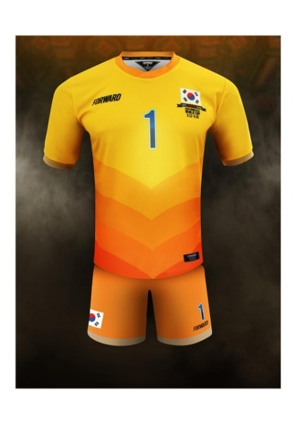 KOREA 'HOPE, KICK OFF AGAIN' – 2015 HOMELESS WC PACK(YELLOW)