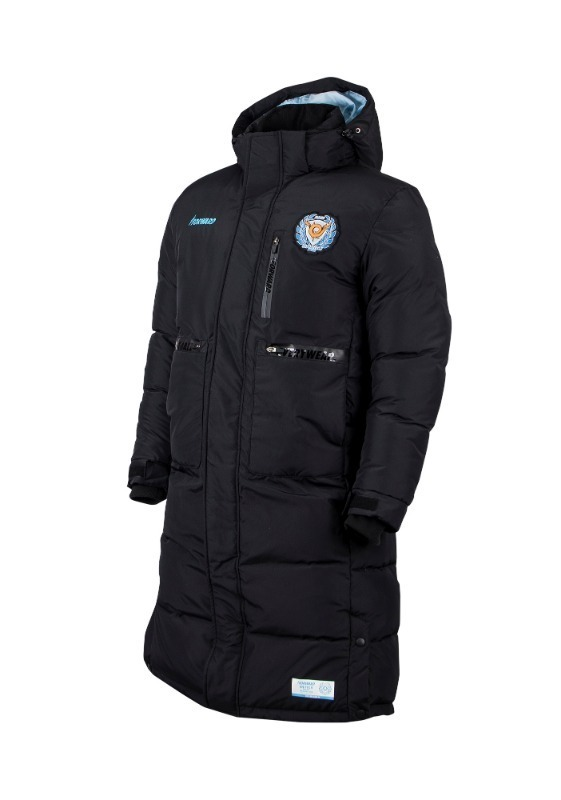 DAEGU FC DUCK DOWN LONG BENCH COAT