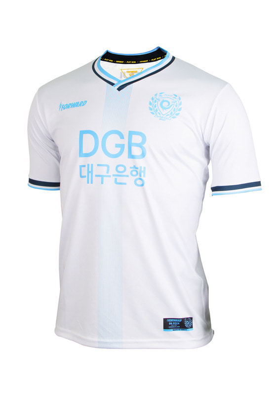 DAEGU FC AWAY KIT FOR K-LEAGUE (PREMIUM)