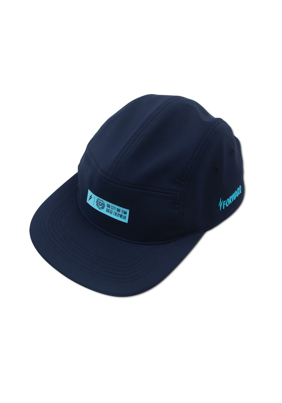 D.G.F.C CAMP CAP ( NAVY/DAEGU BLUE)