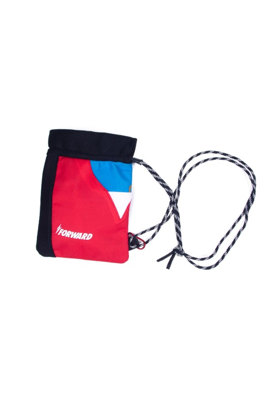 FORWARD X NSS SPORTS REMADE UTILITY BAG (RED/BLUE/NAVY)