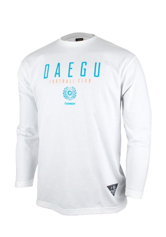 DAEGU FC 20 TRAVEL T-SHIRTS L/S (FOR PLAYER)