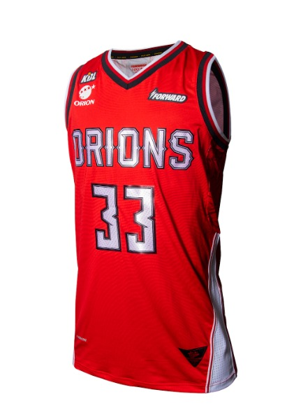FORWARD ORION GAME JERSEY AUTHENTIC(HOME)